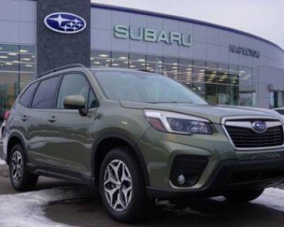 2021 Subaru Forester 2.5i Premium
