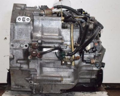 98-02 Honda Accord Acura Tl 4-speed Automatic V6 Transmission B7va B7ya B7xa