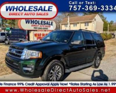 2015 Ford Expedition XLT RWD