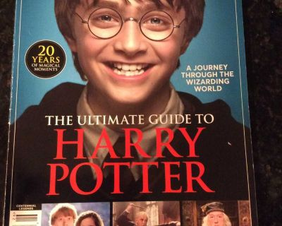 The Ultimate Guide to Harry Potter