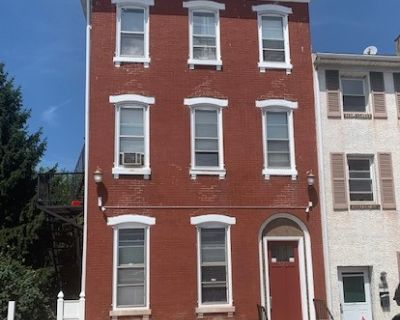 Nicely Renovated Sunny 1-Bdrm 3rd FL Apartment for Rent - 521 Cherry Street #5 - Available Now! By Michel E Lautensack