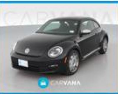 2013 Volkswagen Beetle Black, 83K miles