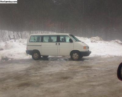 [WTB] Eurovan manual TDI transmission