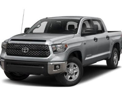 New 2021 Toyota Tundra SR5 4WD CrewMax