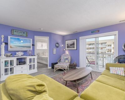 Two Bedroom Mid-town Condo With a Pool! - Midtown Ocean City