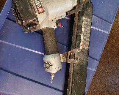 Porter cable framing nail gun
