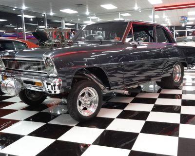 1966 Chevrolet Nova Gasser
