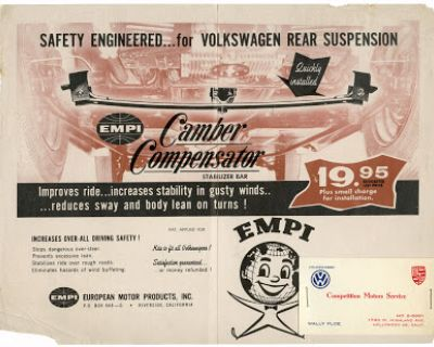 [WTB] Empi/Speedwell camber compensator