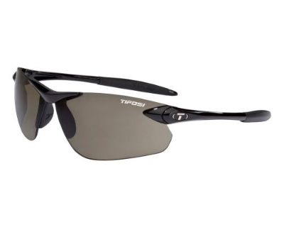 Tifosi #190400275 - Seek Fc Single Lens Sunglasses - Gloss Black