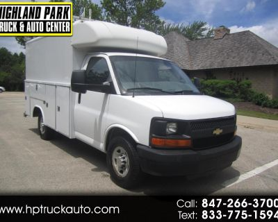 Used 2014 Chevrolet Express G3500
