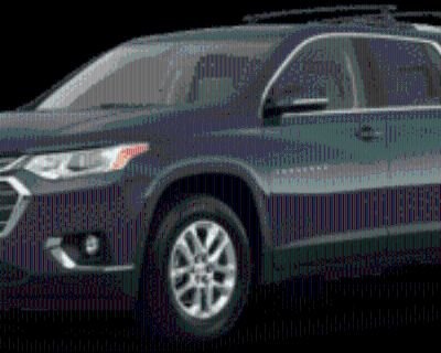2018 Chevrolet Traverse LT Leather with 3LT FWD