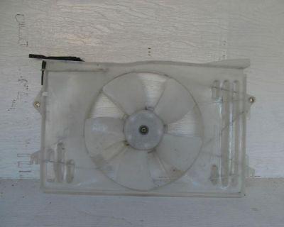 Radiator Cooling Fan Motor Assembly For Corolla, Matrix V 1.8l 03-08