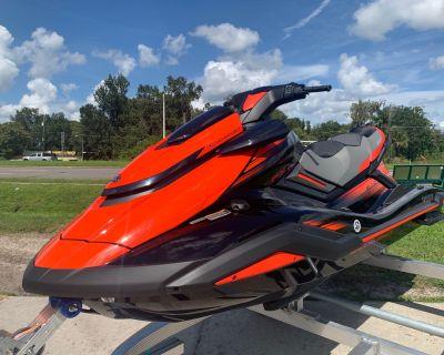 2021 Yamaha FX Limited SVHO PWC 3 Seater Orlando, FL