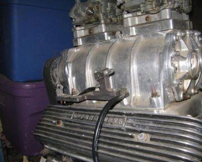 1957 Oldsmobile 671 Supercharged Engine--good Shape