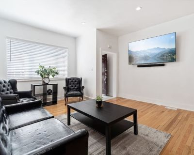 Spacious South Philly Gem | Central to Downtown & Airport| - Point Breeze