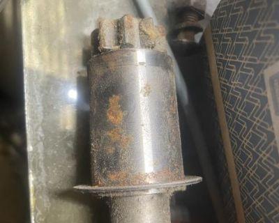 NOS VW starter part 211-911-355 A