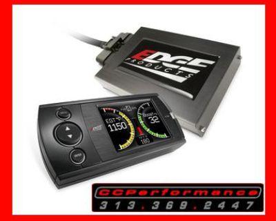 Edge Juice W / Attitude Monitor Cs Fits 2005 Ford 6.0 Powerstroke