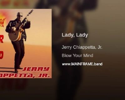 LADY, LADY Track#12 - BLOW YOUR MIND Album