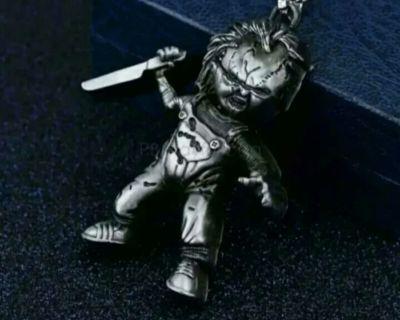 Chucky Keychain