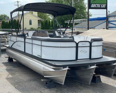 2021 Manitou Boats - Manufacturers 23 Aurora LE RF VP Pontoon Boats Edgerton, WI