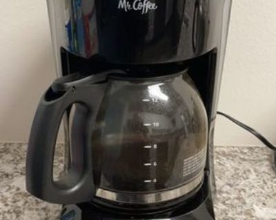 Coffee Maker - Free