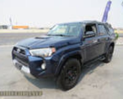 Repairable Cars 2016 Toyota 4Runner for Sale