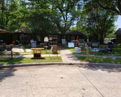 Multi-Family Yard Sale!  Friday May 3rd 8am - 4pm