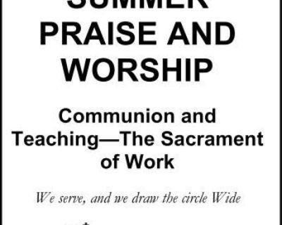 St Mark's Chesley SUMMER ...