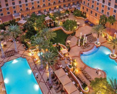 BEAUTIFUL & BIG 2 Bdrm Suite@Wyndham Grand Desert - Paradise