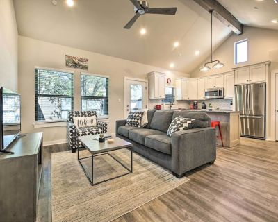 The Relaxing Hill Cabin Condo Nestled in the Wine Country! - Fredericksburg