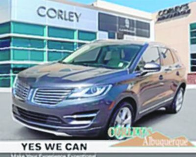 LINCOLN 2017 MKC Premiere, Automatic, Front Wheel Drive, 6 Speed, 47k miles, Stock...