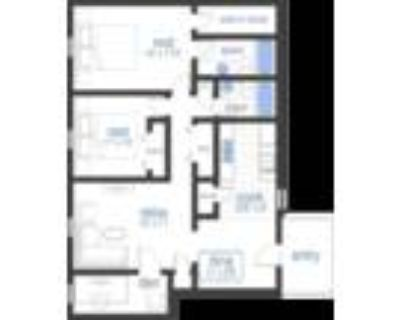 Centre at Peachtree Corners - 2 Bed 2Bath_Den Terrace