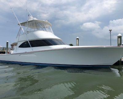 2009 50' Viking 50 Convertible