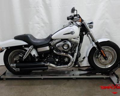 2011 Harley-Davidson Dyna Fat Bob Cruiser Eden Prairie, MN