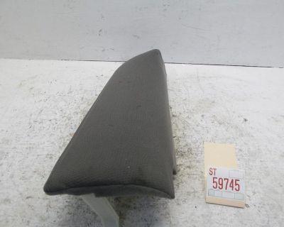 09 10 11 Honda Civic Sedan Right Passenger Rear Seat Side Cushion Pad Oem 18935