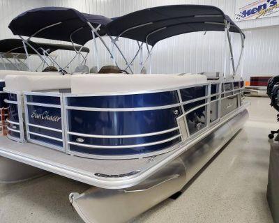 2020 SunChaser GENEVA 22 LR DH Pontoon Boats Kaukauna, WI