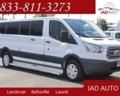 "2016 Ford Transit Passenger Wagon T-350 XLT with Swing-Out RH Door 148"" Low Roof"