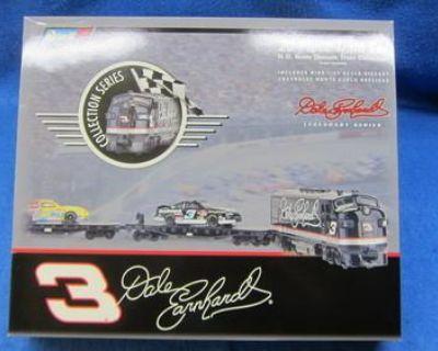 (New In The Box) Dale Earnhardt Legendary Train Set