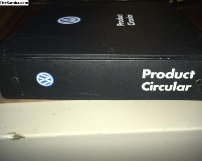 Vw product circular