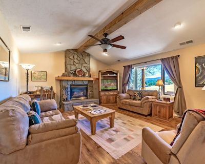 Escape the humdrum of everyday life and come stay at DB Mountain, a spectacular - Ruidoso