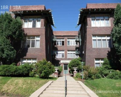 1 Bedroom Located in the Heart of Denver!!