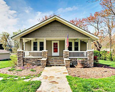 Vintage Home w/ Modern Updates - Near Biltmore, Chimney Rock & Lake Lure - Fletcher