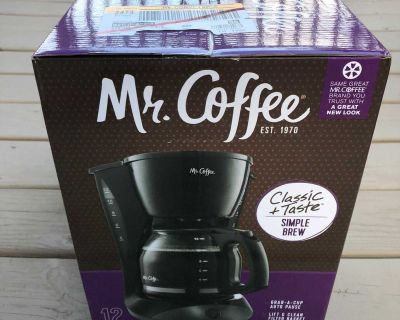 Mr. Coffee - Coffee Maker