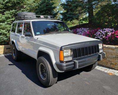 1989 Jeep Cherokee Pioneer 220000