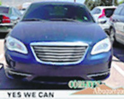 CHRYSLER 2014 200 Limited Sedan, Automatic, Front Wheel Drive, 6 Speed, 94k miles,...