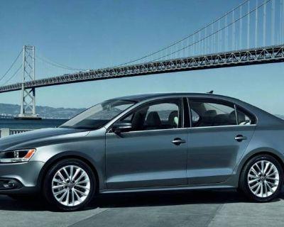 2014 Volkswagen Jetta 1.8T SE