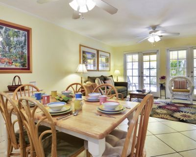 A PLACE IN PARADISE Spacious, Private Home, Shared Pool, Walk to Everything! - Old Town Key West