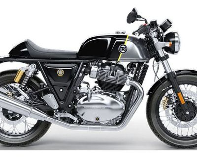 2021 Royal Enfield Continental GT 650 Cruiser Indianapolis, IN