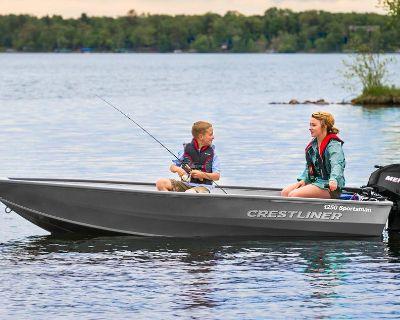 2015 Crestliner 1250 Sportsman Utility Boats Norfolk, VA