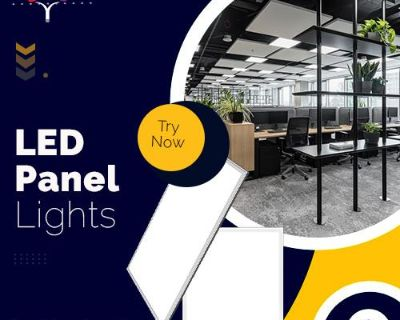 Order Now LED Panel Lights at Low Price
